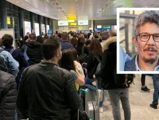 Alberto Urgu - Aeroporto di Elmas