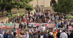 Caos Sanità, a Cagliari la grande protesta contro i tagli della Regione