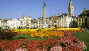Lille-Nord-Pas-de-Calais-Region-France