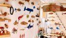 Alessandro Giarrizzo e il sogno di un mare d'arte... riciclata