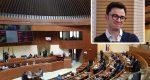Consiglio regionale, continui scontri in maggioranza - Francesco Agus: «Sembra la riunione di condominio di Fantozzi»