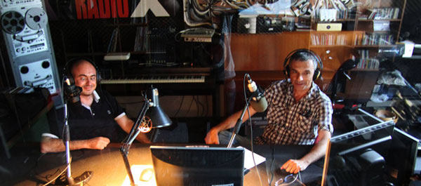 Andrea Prost - Radio X