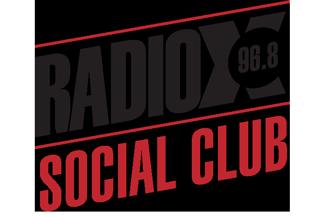 Scopri il nuovo Radio X SOCIAL CLUB!