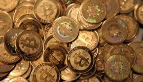 bitcoin-monete