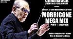 """CinematiCA presenta: """"DEDICATO AD ENNIO MORRICONE"""" (1928-2020) Morricone Mega Mix Parte 1 (In Lounge)"""