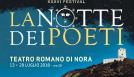 13-29 luglio: al teatro romano di Nora brilla