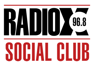 Scopri il nuovo Radio X SOCIAL CLUB!
