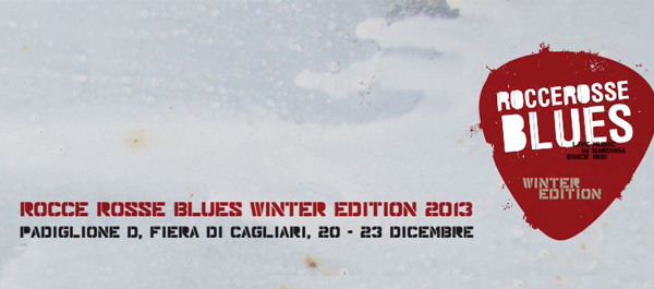 Rocce Rosse Blues Winter